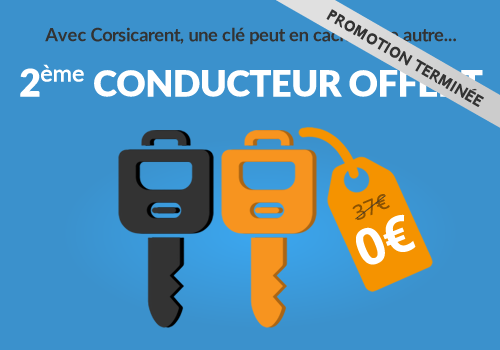 Second conducteur gratuit