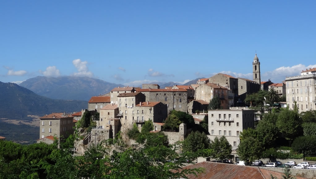 Sartène, village corse authentique